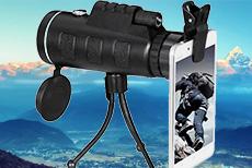 这望远镜看10000米,渭南抢疯了,夜视可拍照,仅198元!